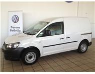 Volkswagen (VW) - Caddy 1.6i Panel Van Facelift