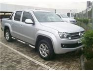 DEMO VW Amarok 2.0 TDi D/Cab 4 Motion 2012 - CF68NZ Work or play