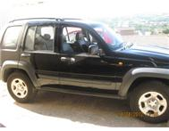 2006 BLACK JEEP CHEROKEE 3.7 SPORT ...