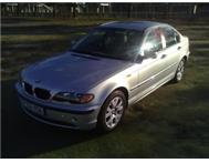 2004 BMW 318i E46 Exclusive Pack