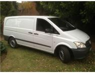 2012 Mercedes Benz Vito 116 BE Panelvan