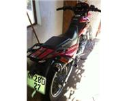 Red 125CC Honda Xr