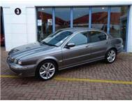 2007 JAGUAR X-TYPE 2.0 V6 SE AT
