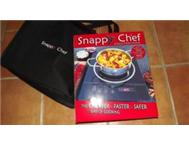 INDUCTION STOVE - SNAPPY CHEF
