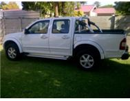 ISUZU KB300 LX 2006 DOUBLE CAB SHOW ROOM CONDITION 139000KM !!!!