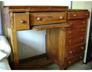 Antique Postman s desk