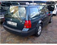 2001 VOLKSWAGEN GOLF 4 ESTATE 1.6i Trendline