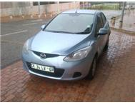 CLEAN 2010 MAZDA 2 DYNAMIC FULL SER... Sandton