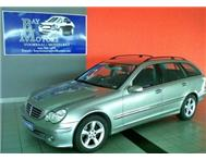 2006 Mercedes-Benz C200K ESTATE CLASSIC A/T