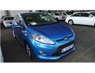 Ford - Fiesta 1.4i Titanium 3 Door
