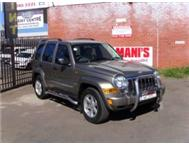 2006 Jeep Cherokee 3.7 Limited A/t