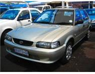TOYOTA TAZZ 130 5 Speed