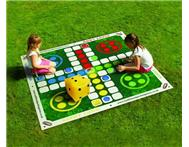 Giant Ludo Lawn Game For Hire