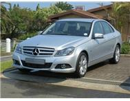 2012 MERCEDES-BENZ C-CLASS C200 BE Avantgarde F/L A