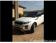 LAND ROVER EVOQUE 2.2 Sd4 Dynamic