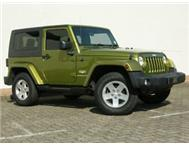 2008 Jeep Wrangler Sahara 3.8 (Low Low Km) Immaculate!!!