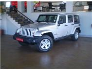 Jeep - Wrangler Unlimited 3.8 Sahara Auto