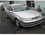 SAAB 95 AUTO FOR SALE LEATHER SEATS MAGS E/W P/S A/C CD LOADER