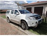 Toyota Hilux D/C 3.0 D4D 4x4 As good as new!