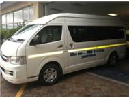 BUSSES AND BAKKIES AND PANELVAN S RENTALS