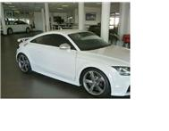 2010 Audi TT RS Coupe Man