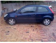 2005 Ford Fiesta 3DR low Milage!!!!!