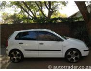 2004 VOLKSWAGEN POLO PLAYA 1.4 16v