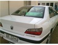 Peugeot 406 to trade in with 407