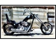 2009 Harley Davidson Softail Custom Chopper Cruiser For Sale in Motorcycles & Scooters Gauteng Edenvale - South Africa