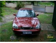 DAEWOO NUBIRA 2001 - MINT CONDITION
