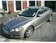 2009 JAGUAR XF 3.0D Luxury A/T