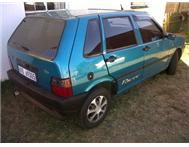 Urgent 1997 Fiat Uno Pacer for sale...