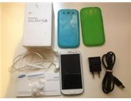 Galaxy s3 white and iPad 4 16 gig to swop for macbook