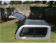 2000-2004 Isuzu TDI Double Cab Canopy in Bakkie & 4x4 Spare Parts Gauteng Benoni - South Africa
