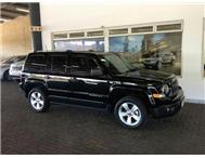 2012 JEEP PATRIOT 2.4 LIMITED