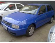 2001 VW Polo Playa 1.6i New Spec