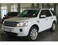2012 LAND ROVER FREELANDER 2.2 SD4 HSE