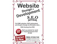 Affordable Website Design and Maintenance