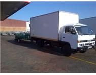 Isuzu 4 Ton N4000D Insulated body