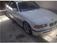 BMW 325i Convertible 1995 model URGENT SALE
