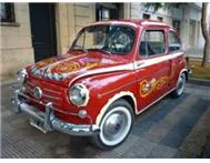 fiat 600 project similar to one in ...