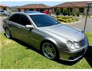 2005 MERCEDES BENZ C55 AMG AUTOMATIC
