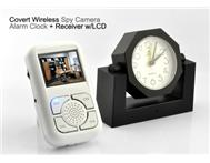 Wireless Camera Alarm Clock with 2....