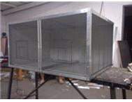 CUSTOM BUILD AVIARIES AND CAGES FOR EXOTIC PETS