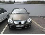 2012 MERCEDES-BENZ A-CLASS Mercedes-Benz A180 5-door (W169) ZA