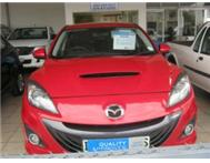 2010 MAZDA3 MPS 2.3 TURBO