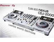 2x pioneer cdj1000 mk3 DJM800 Mixer coffin case headphones Pretoria
