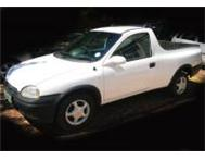 Opel Corsa Utility 160i Sport 1997 model. Excellent condition Potchefstroom