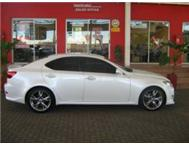 2009 Lexus Is 250 Se Sport A/t