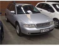 Audi A4 Wagon FSH Good Condition